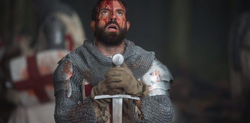 Crítica de los episodios 1 y 2 de Knightfall, la nueva serie de HBO