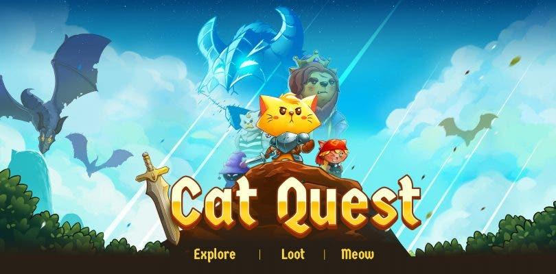 Cat Quest podría contar con edición física para Nintendo Switch