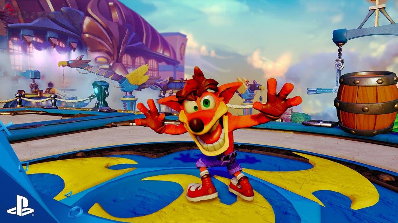 Imagen de Según un reporte, Vicarious estaría desarrollando un nuevo Crash Bandicoot