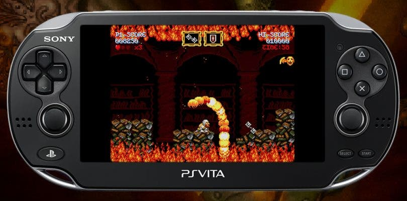 Cursed Castilla EX ya está disponible para PlayStation Vita
