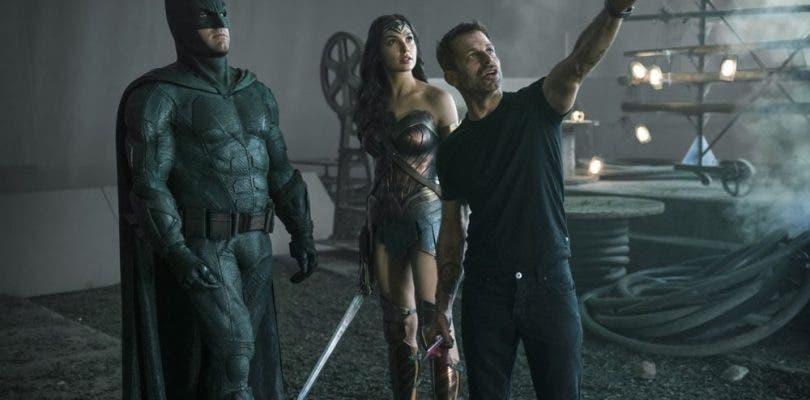 Más de 100.000 firmas piden el corte original de Justice League