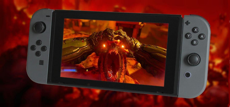 Imagen de La trilogía original de DOOM en Switch requiere tener cuenta en Bethesda Net