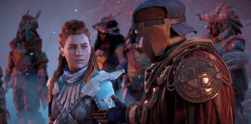 Nuevo gameplay de la expansión Horizon: Zero Dawn 'The Frozen Wilds'