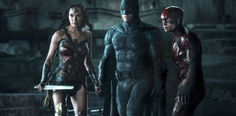 Justice League ayuda para conseguir un récord de taquilla en China