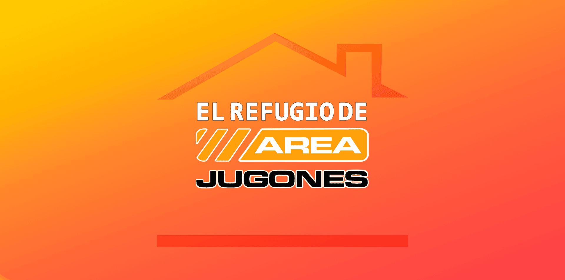 Imagen de Ya disponible el tercer programa del podcast El Refugio de Areajugones