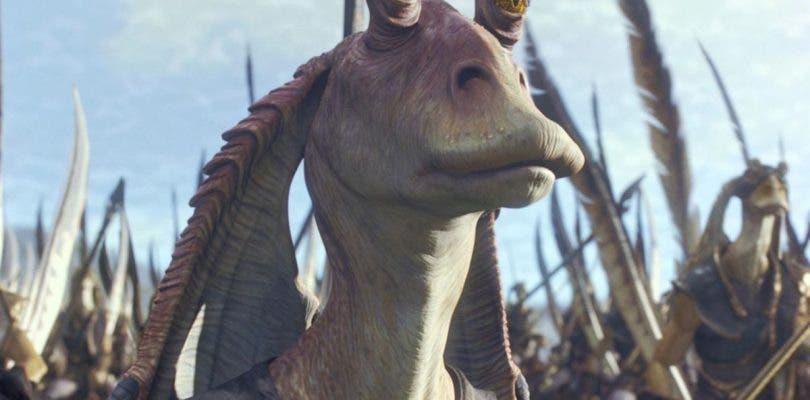 El actor de Jar Jar Binks quería una muerte más digna en Star Wars