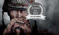 Call of Duty: WWII es nuestro Juego del Mes de noviembre