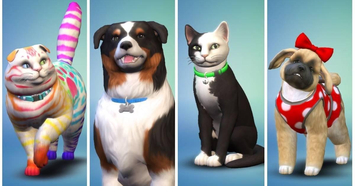 Imagen de Análisis Los Sims 4: Perros y Gatos
