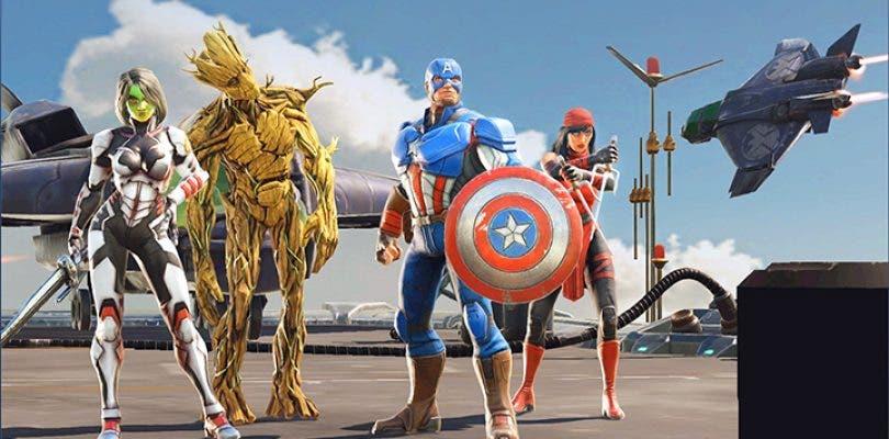 Marvel Strike Force llegará a dispositivos móviles el año que viene