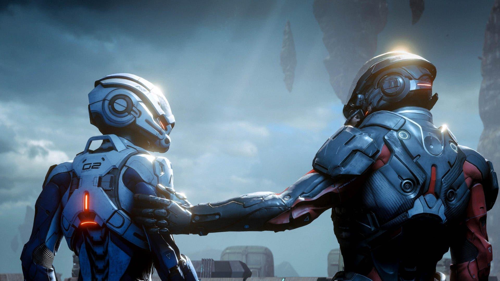 Imagen de Mass Effect revela inéditos artes conceptuales que podrían utilizarse en el futuro
