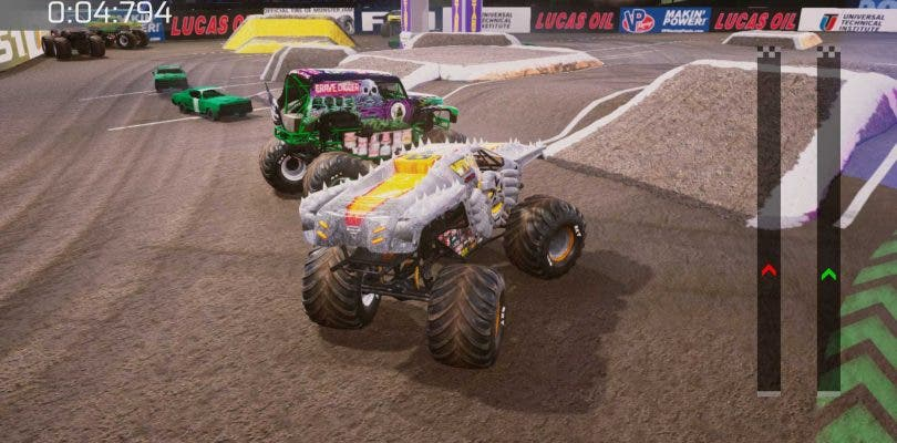 Monster Jam: Crush It! llega el 14 de noviembre a Switch