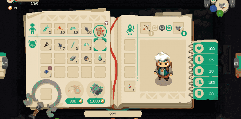 Moonlighter se estrena como líder de ventas en Steam