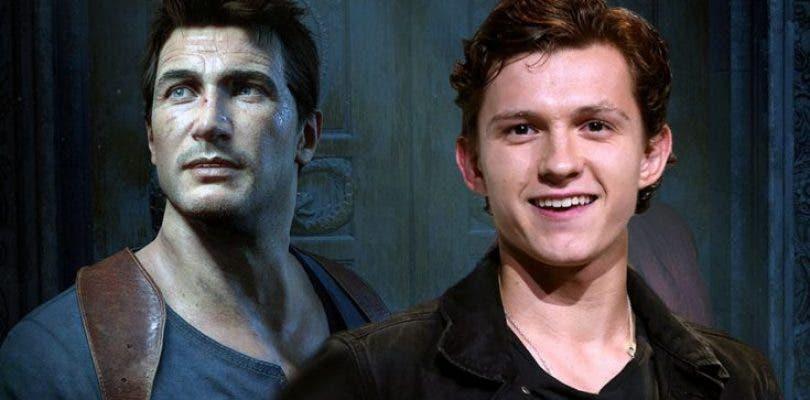 Así prepara Tom Holland su papel de Nathan en la película de Uncharted