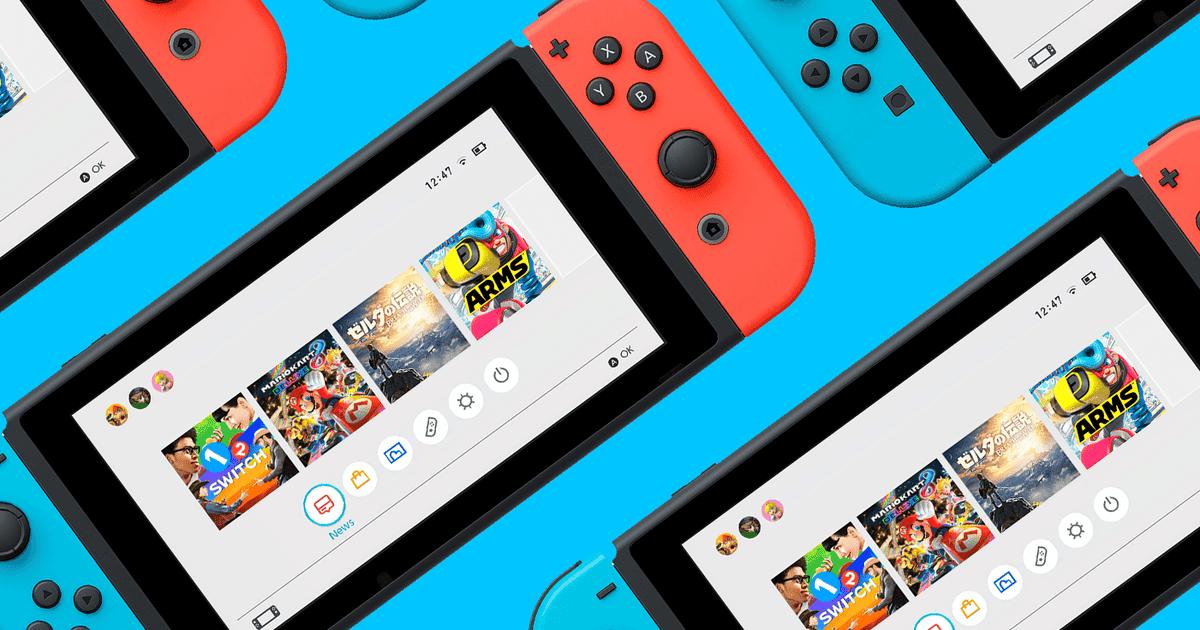 Imagen de Nintendo Switch superó las expectativas del presidente de la compañía
