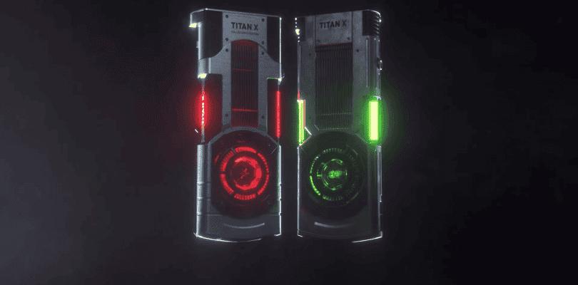 NVIDIA presenta su gráfica GeForce TITAN Xp edición Star Wars
