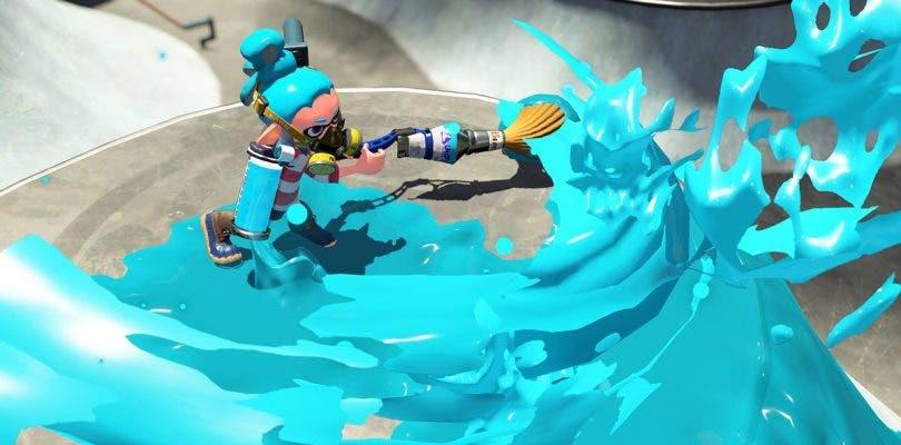 Nintendo actualiza Splatoon 2 a su versión 2.1.1