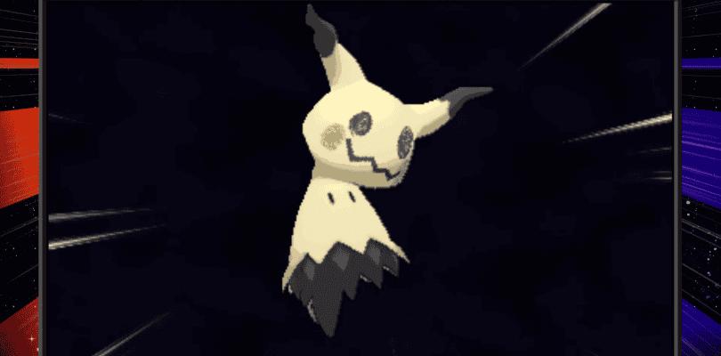 Un vídeo de Pokémon Ultrasol/Ultraluna muestra a Mimikyu en acción