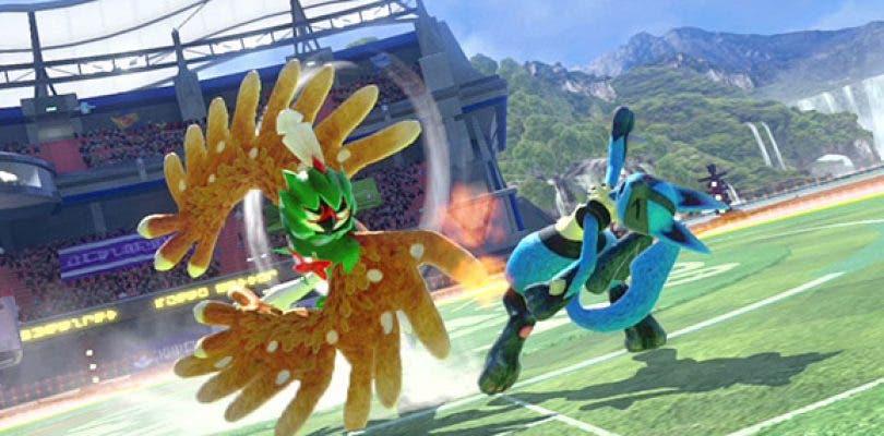 Pokkén Tournament DX introduce las batallas online por equipos