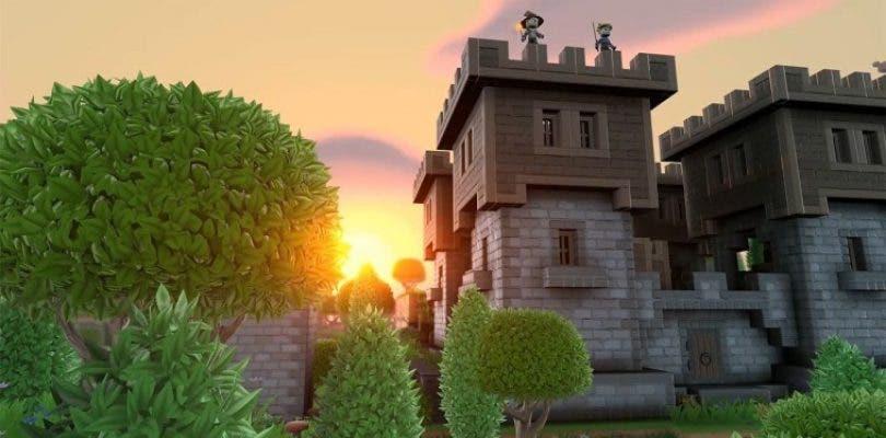 Portal Knights tiene una demo en Switch para enseñar las próximas novedades