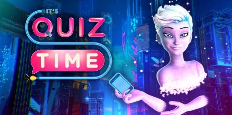 Presentado el tráiler de lanzamiento de It´s Quiz Time