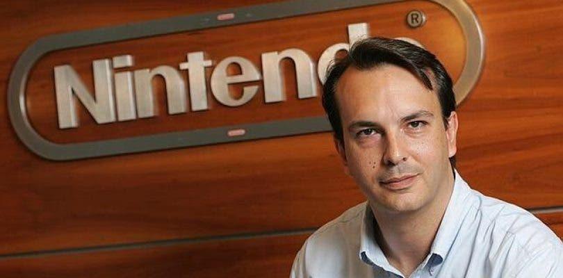 Nintendo Ibérica Rafael Martínez
