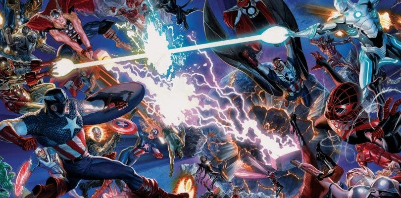 Marvel podría hacer películas de más de 7.000 personajes