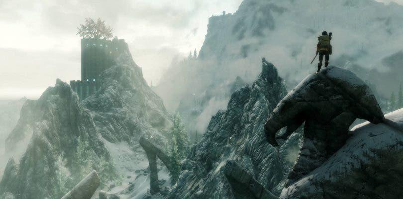 Comparan The Elder Scrolls V: Skyrim en sus distintas plataformas