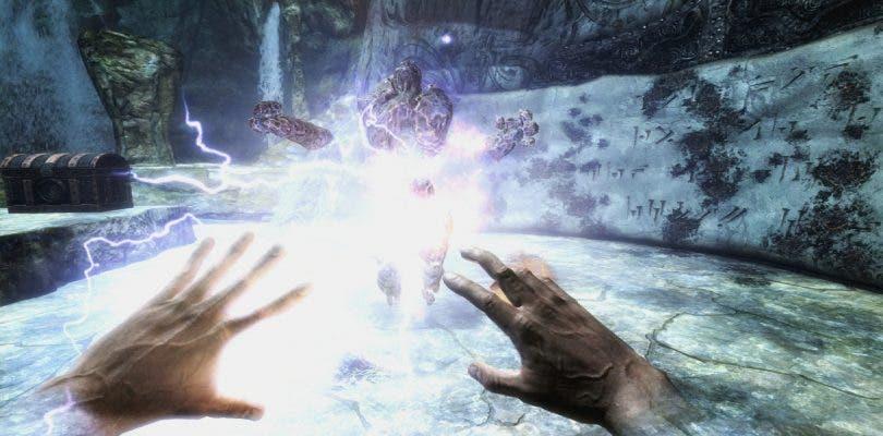 Skyrim VR, Fallout 4 VR y DOOM VFR han vendido bien, según Bethesda
