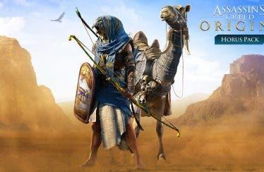 Assassin's Creed Origins muestra el contenido del DLC del pack Horus