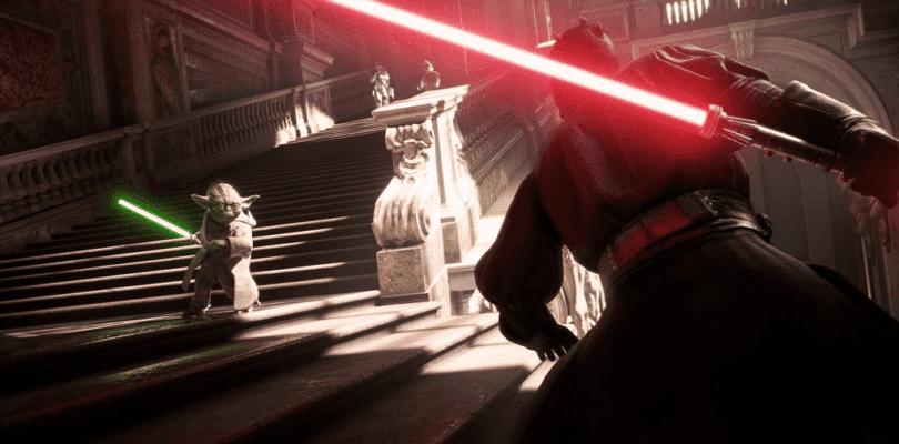 Star Wars Battlefront II se muestra en un nuevo tráiler de acción real
