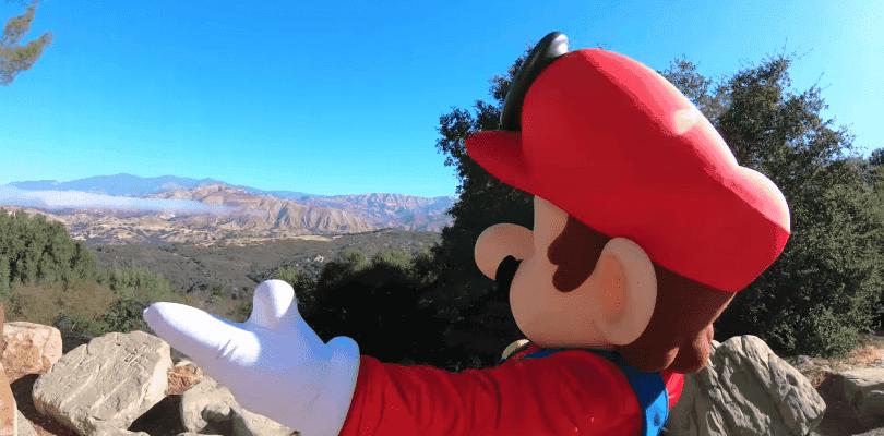 En vídeo el viaje de Mario hacia el lanzamiento de Super Mario Odyssey