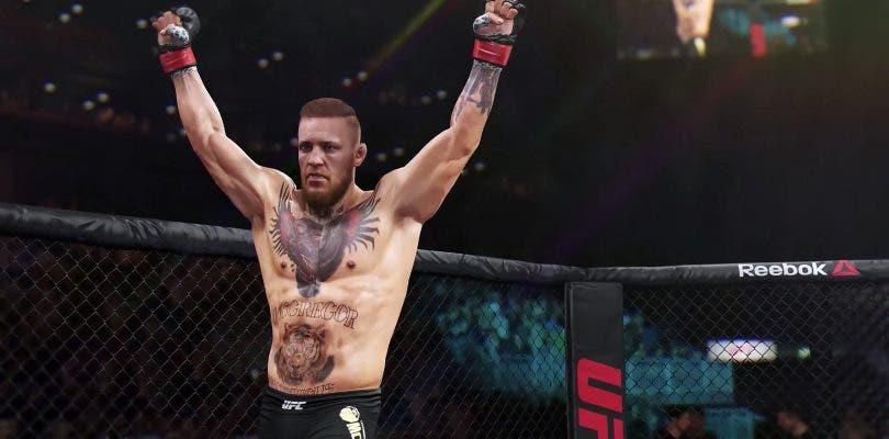 EA anuncia oficialmente UFC 3