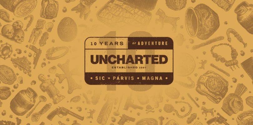 Naughty Dog celebra los 10 años de Uncharted regalando un tema de PS4