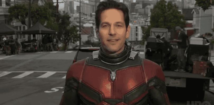 Marvel da por finalizado el rodaje de Ant-Man and The Wasp