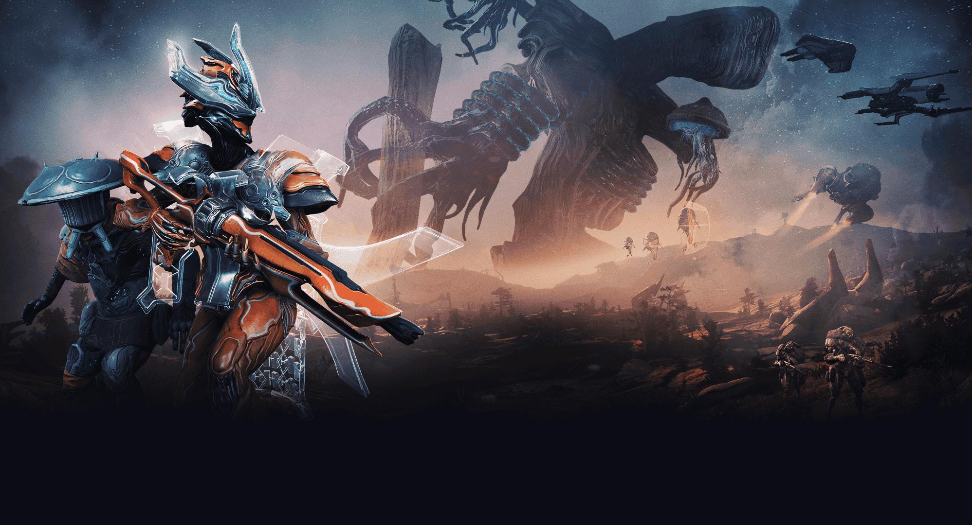 Imagen de Warframe contará con versiones para PlayStation 5 y Xbox Series X
