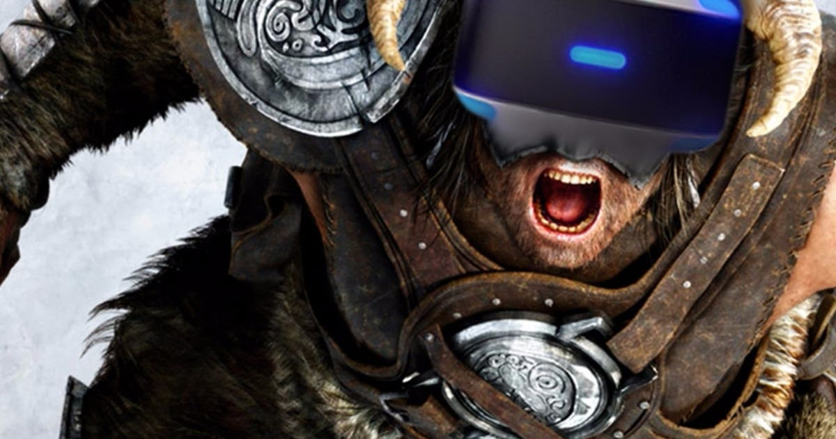 Imagen de Skyrim para PlayStation VR recibe la actualización 1.4.40.0.8