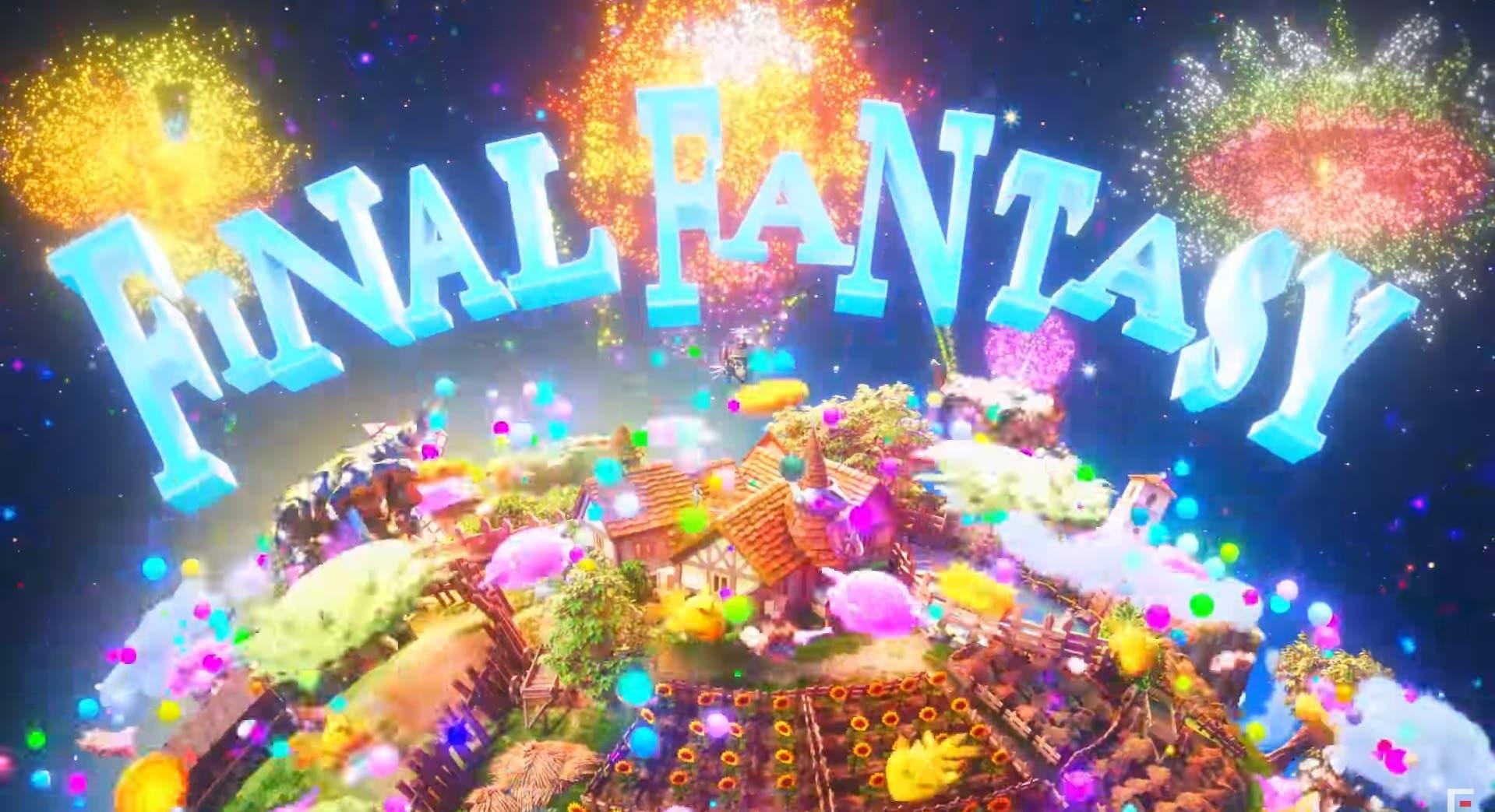 Imagen de Análisis World of Final Fantasy