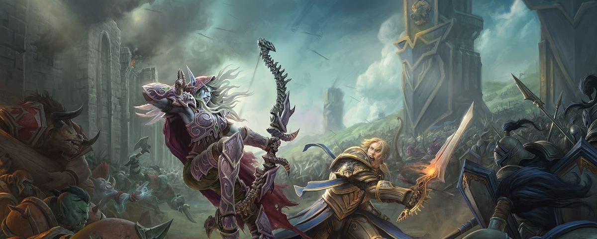 Imagen de World of Warcraft: Battle for Azeroth se estrena con un nuevo tráiler