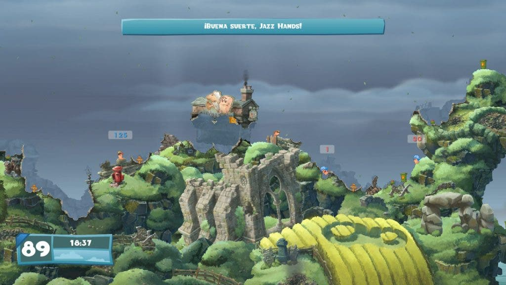 worms w.m 9