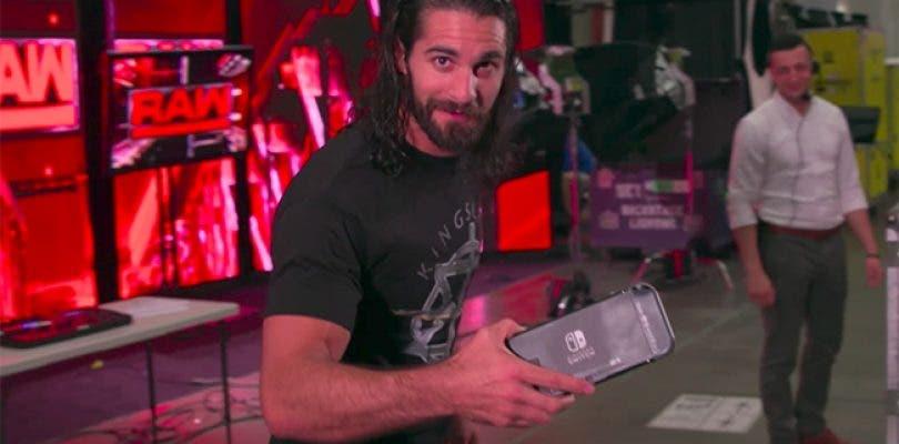 WWE 2K18 en Nintendo Switch requerirá una buena cantidad de espacio