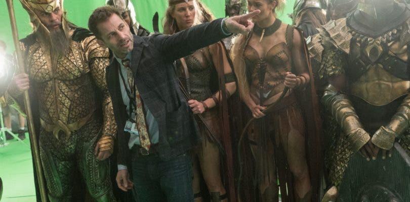 El hijo de Snyder critica la intromisión de Warner Bros. en Justice League