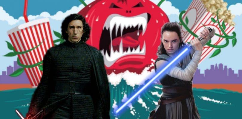 Fans de Star Wars piden el cierre de Rotten Tomatoes por el favoritismo a Disney
