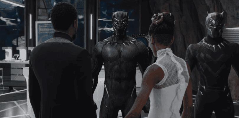 Marvel celebra la Navidad con un nuevo tráiler de Black Panther