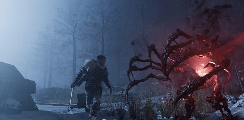 Fade to Silence se muestra en su primer tráiler gameplay