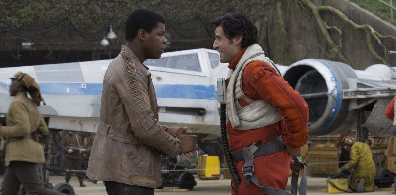 Star Wars: Los Últimos Jedi aclarará la relación entre Finn y Poe