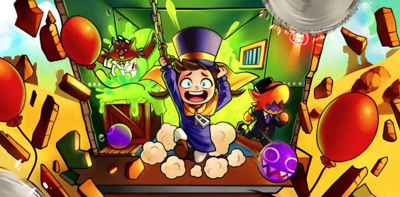 El divertido A Hat in Time ya ha superado las 500.000 unidades vendidas
