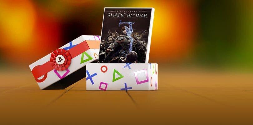 Sombras de Guerra es la sexta oferta de Navidad de la PlayStation Store