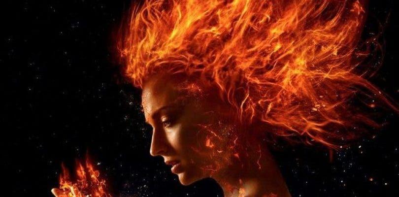 Sophie Turner arde en las primeras imágenes de X-Men: Dark Phoenix