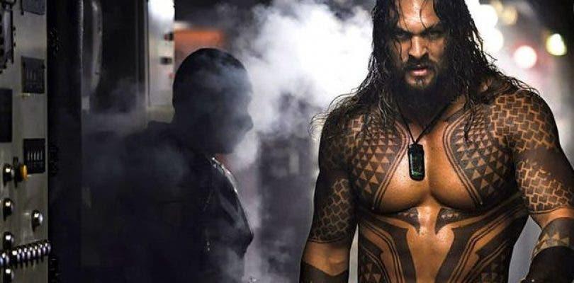 Warner Bros. estrenará el primer tráiler de Aquaman muy pronto