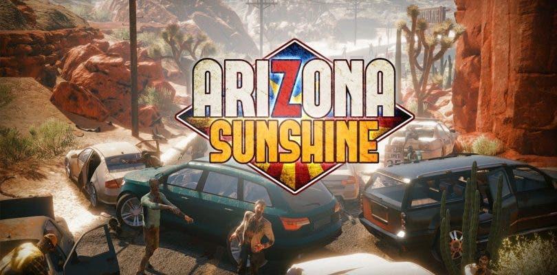 La nueva actualización de Arizona Sunshine trae armas a dos manos